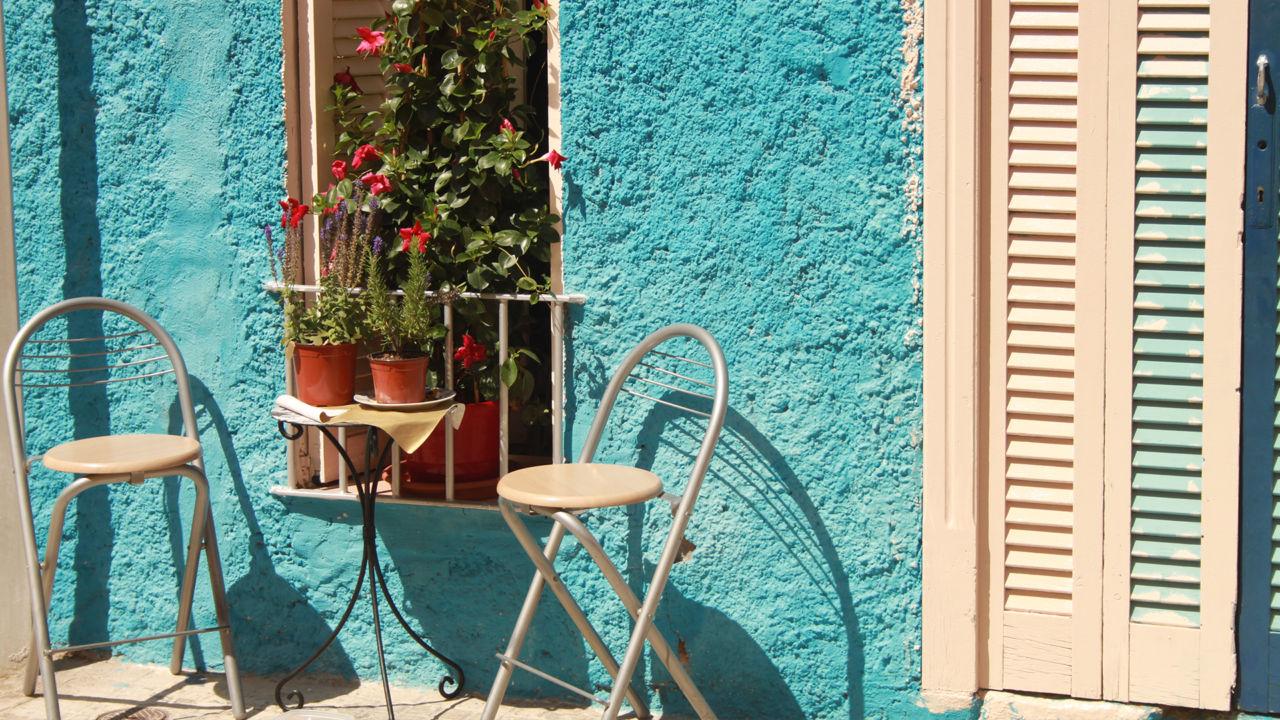 Santa Catalina Mallorca - overview